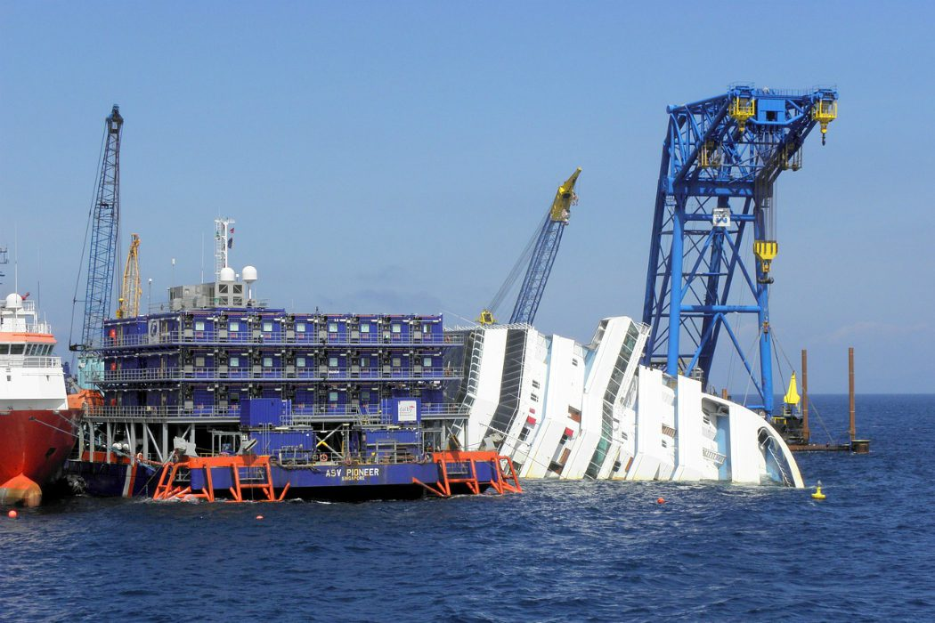 Costa Concordia Schettino