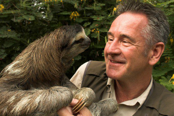 TV presenter Nigel Marven