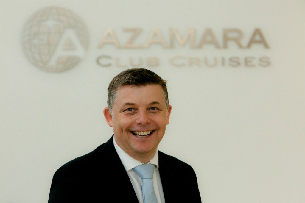 Richard Twynam Azamara