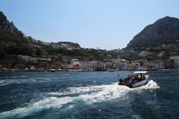 Oceania blog Capri