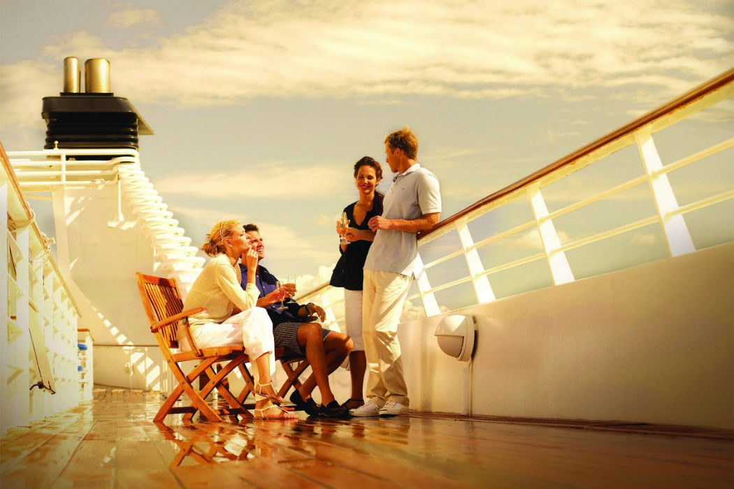A life of luxury how to sell high end cruises by lynn for High end cruise lines