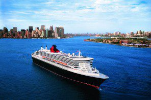 Win! Bonus Shine Rewards Club with Cunard