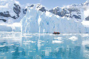 Ports of call: Antarctica
