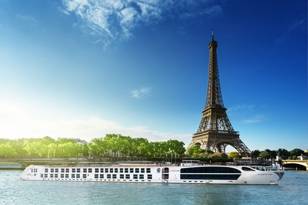 Uniworld Announces Joie De Vivre Super Ship