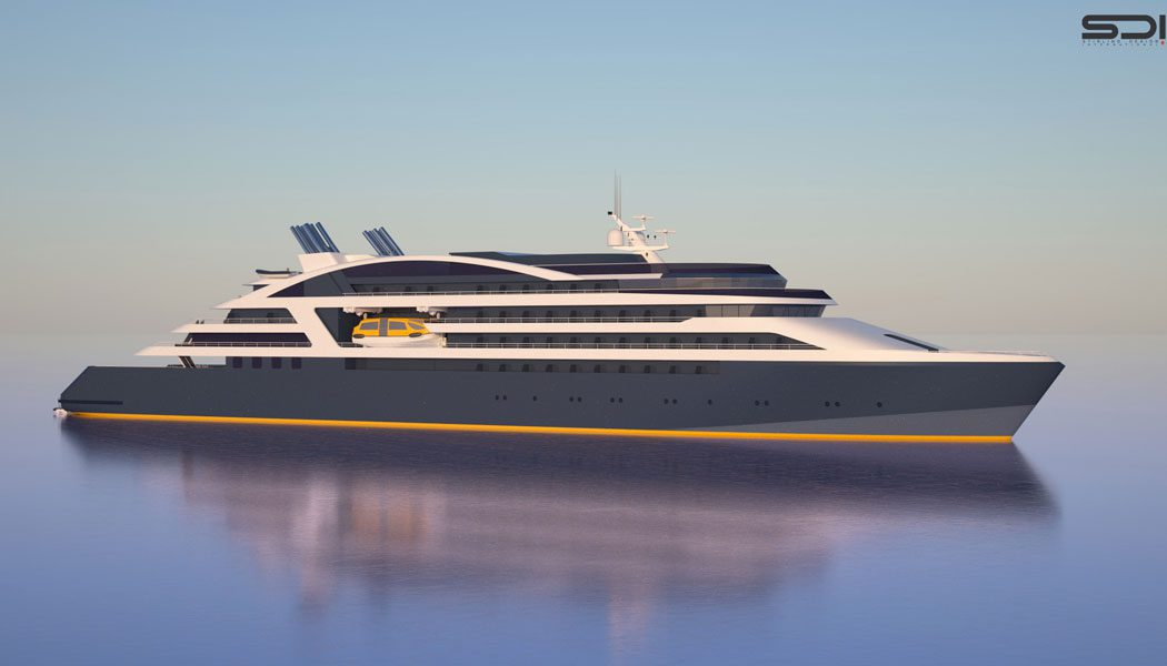 Ponant Orders Four New Expedition Ships