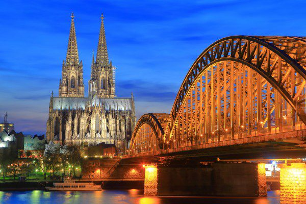 Cologne and the Rhine saga