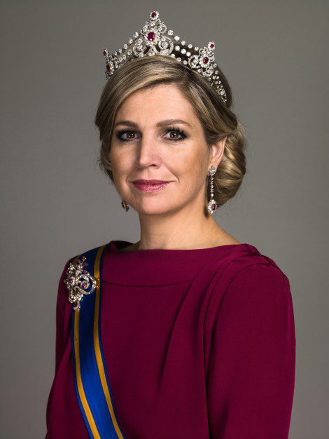 Her Majesty Queen Maíxima of the Netherlands