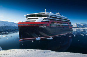 New Hurtigruten ship to make call in UK
