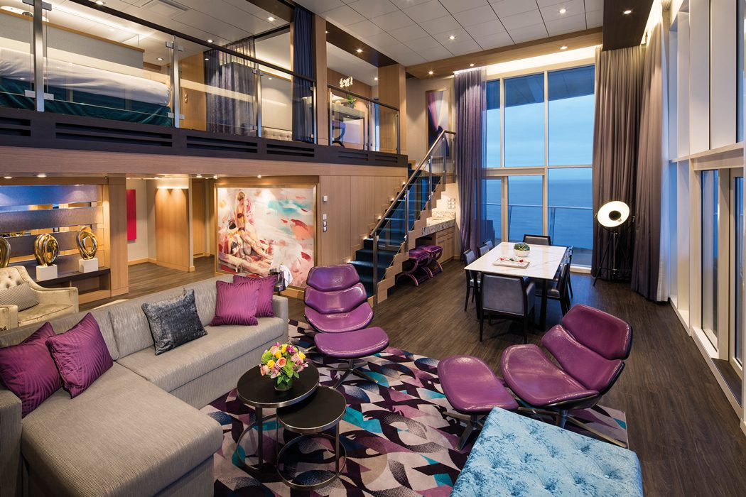 Room for a little one? Luxury on family cruise lines