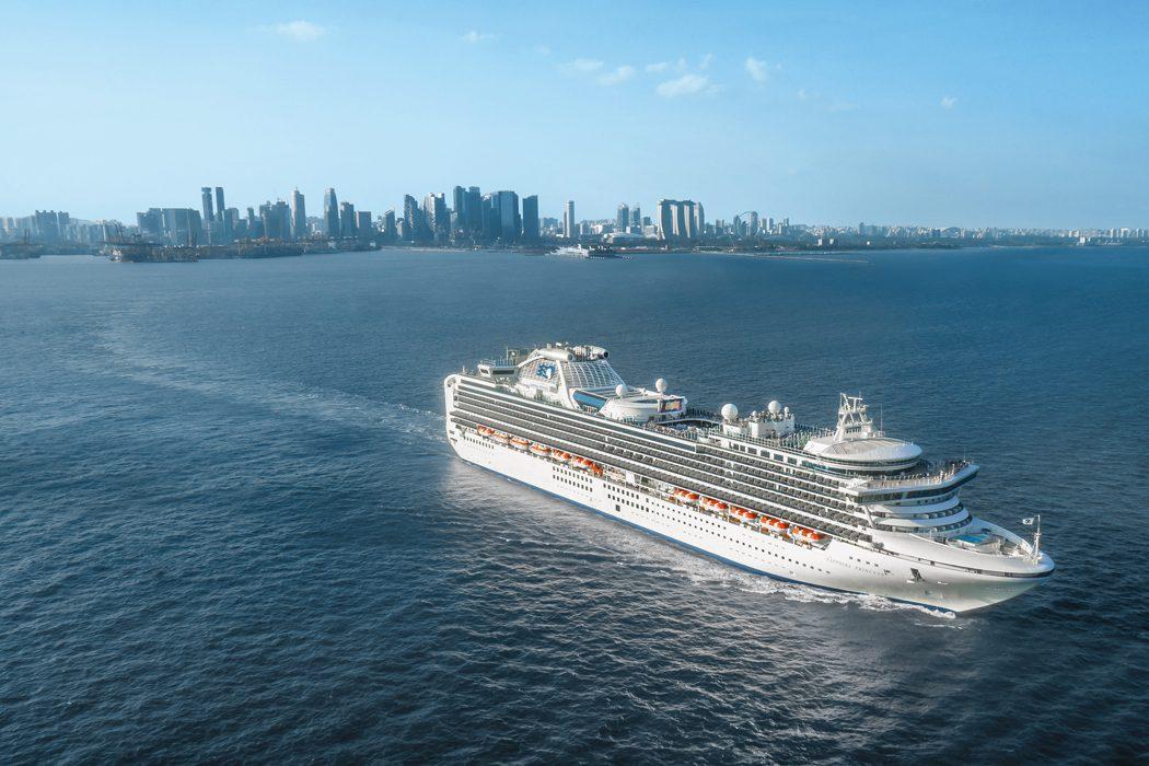 Princess Cruises Announces Biggest Ever Ex Uk Season For 2018
