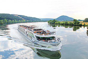 Rewriting the river cruise rulebook on board Jane Austen