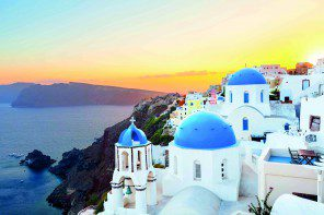 Ports of call: Greece