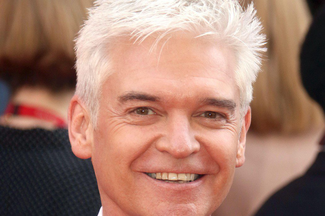 HW9DYA Mar 15, 2017  - Phillip Schofield attending The Prince's Trust Celebrate Success Awards at London Palladium in London, England, UK