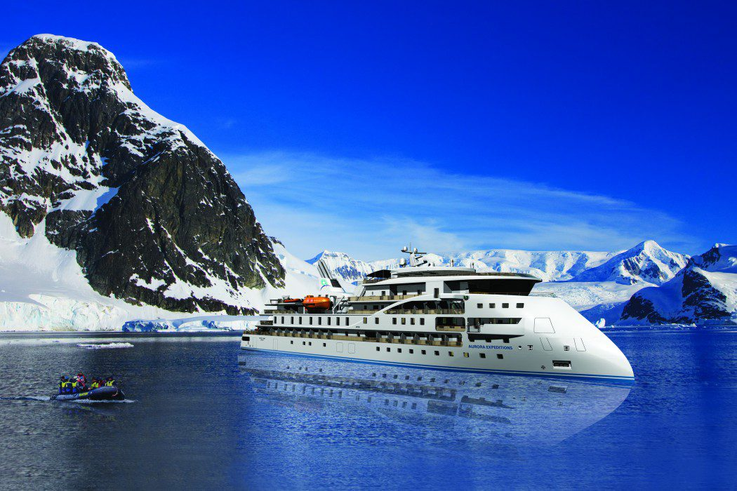 Aurora Expeditions - A New World-Class Expedition Ship - large (1)