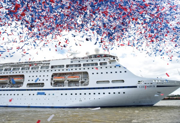 Columbus-leaving-the-London-Cruise-Terminal-on-Sunday-11-June-on-her-maiden-voyage