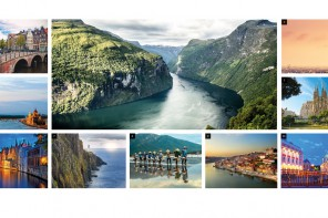 Top 10 destinations for new to cruise customers