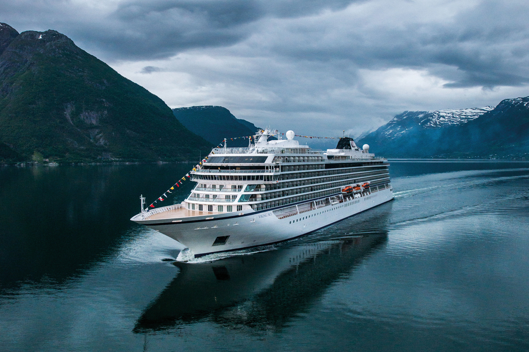 Skys The Limit Viking Cruises In Norway - Norway cruises