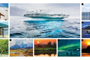Top 10: the best cruise destinations for adventure