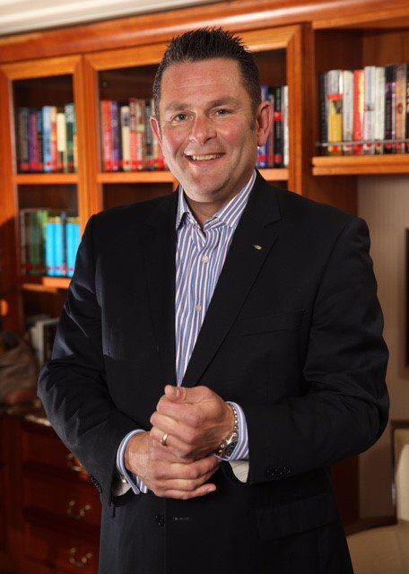 Andrew Magowan