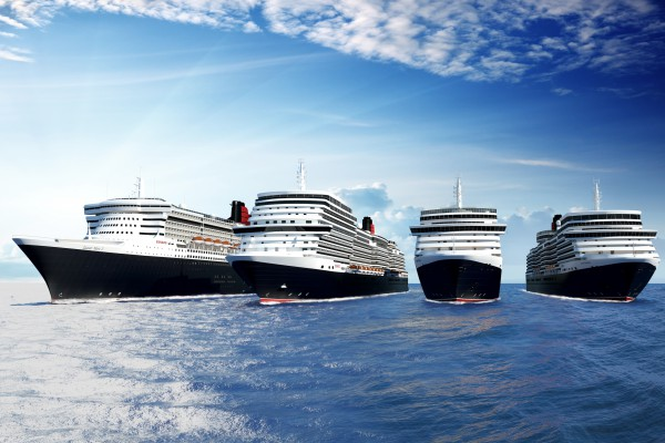 Cunard New Ship - Fleet