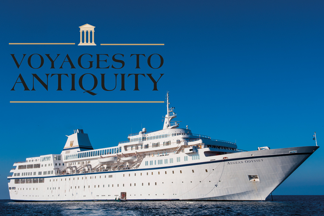 Escape The Winter With Voyages To Antiquity