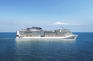 MSC names new ship MSC Grandiosa