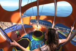 Royal Caribbean reveals new features for Independence of the Seas