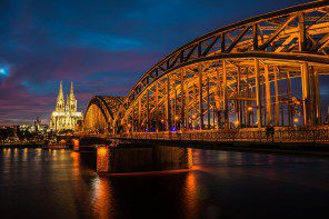 Cruise ports of call: Cologne