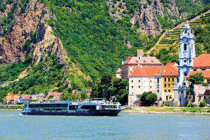 Fantastic four: Rhine, Danube, Rhône and Douro river cruises