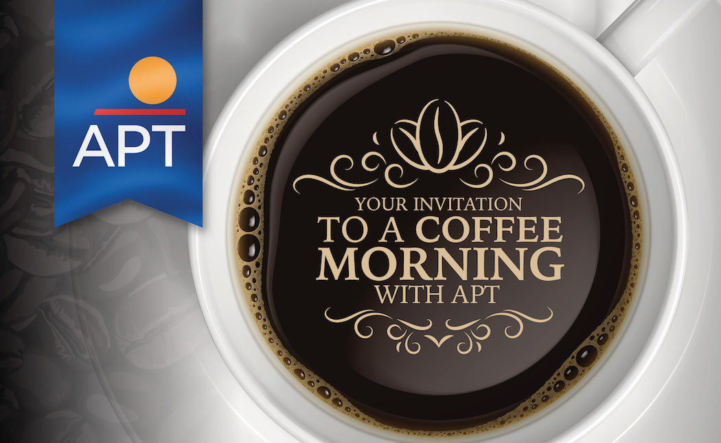 APT Homeworker coffee mornings image