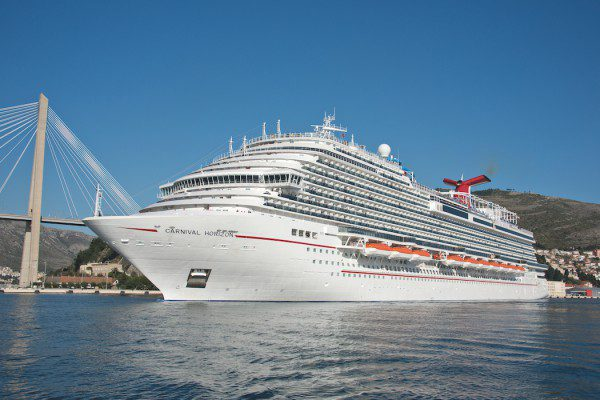 The new Carnival Horizon