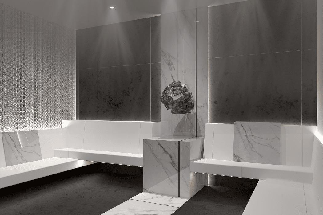 Crystalarium Room