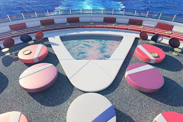 VirginVoyages_AthleticClub catamaran net_Concrete Amsterdam