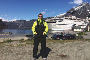 From no way to Norway:  how I learned to love cruise