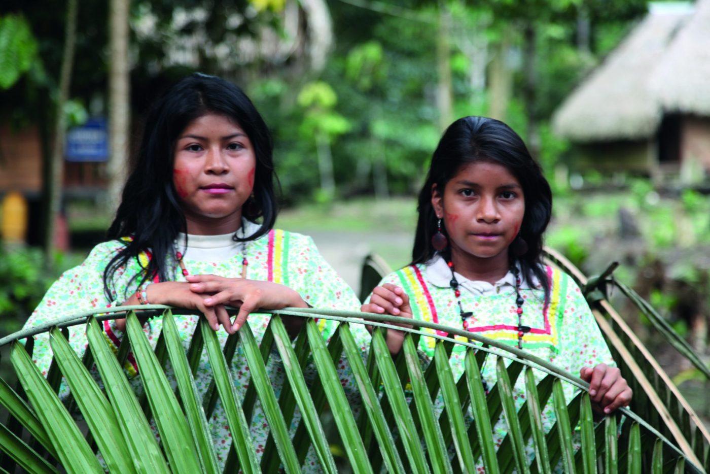 AMAZONÍA ORELLANA ÉTNIAS 025