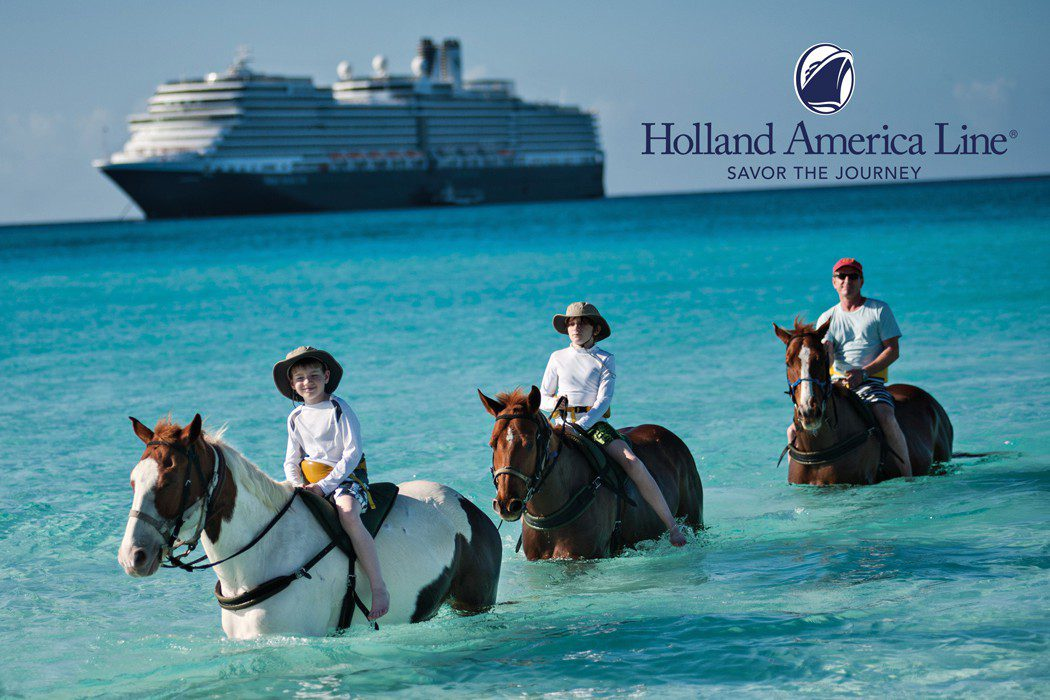 Holland America Line Private Islands And New Ships