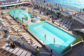 Princess Cruises unveils Sky Princess features
