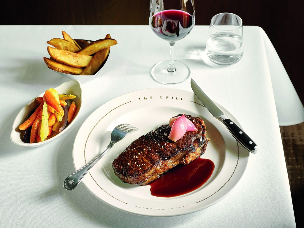 Seabourn's Grill