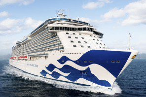 Princess Cruises coins in on £1 deposit