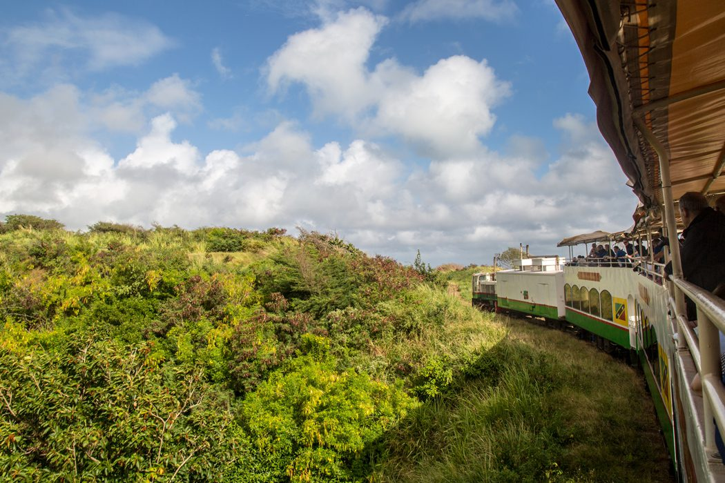 St Kitts railways