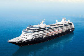 Interview: Larry Pimentel, Azamara Club Cruises
