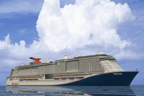 Carnival names new ship after first vessel