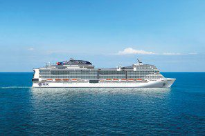 Win! 50 places on MSC Bellissima up for grabs