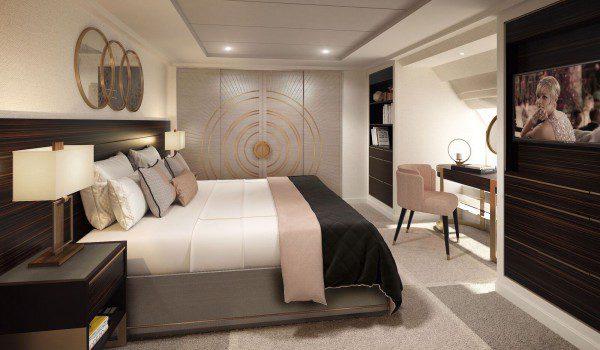 1. Sidney De Haan Suite Bedroom