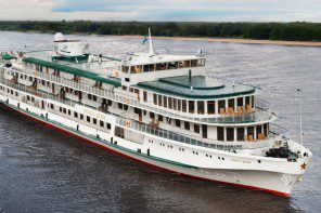 WIN! A river cruise in Russia with Volga Dream
