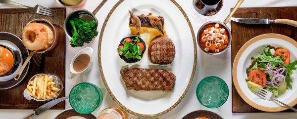 Cunard Announces New Steakhouse Dining Concept in The Verandah