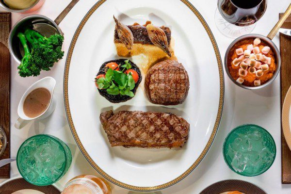 Cunard Announces New Steakhouse Dining Concept in The Verandah