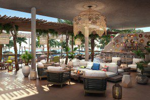 Virgin Voyages reveals Beach Club