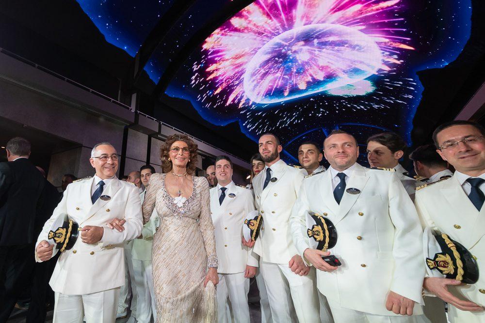 MSC Bellissima Main Ceremony-25