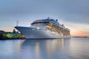 Oceania Cruises offers double reward points